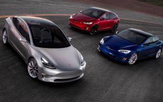 Электромобиль Тесла 2019 года цена и характеристики