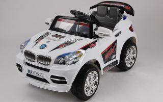 Электромобиль BMW X8