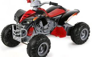 Электромобиль Smart Raptor Racing Kid
