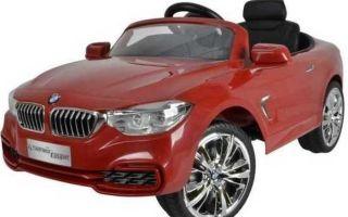 Электромобиль  BMW Z4