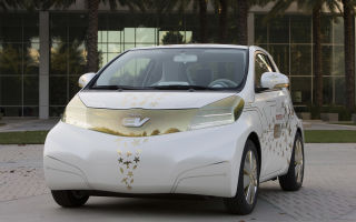 Купить электромобиль Тойота