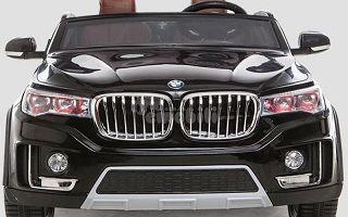 Электромобиль BMW X7 – игрушка №1 для юного водителя