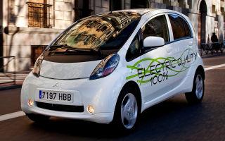 Электромобили в РФ дешево