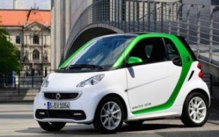 Электромобиль Smart Fortwo Electric Drive