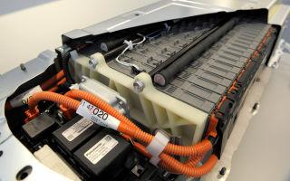 Батарея для электромобиля