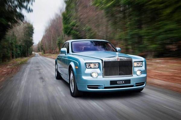 Самый дорогой электромобиль
