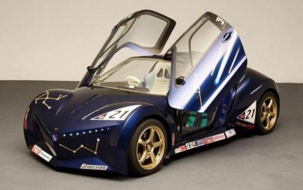Детский электромобиль Toyota