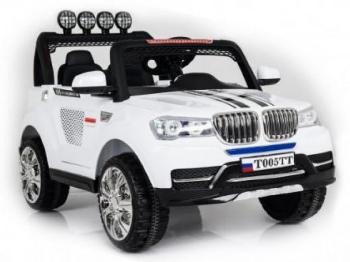 Внешний вид модели детского электромобиля BMW T005TT