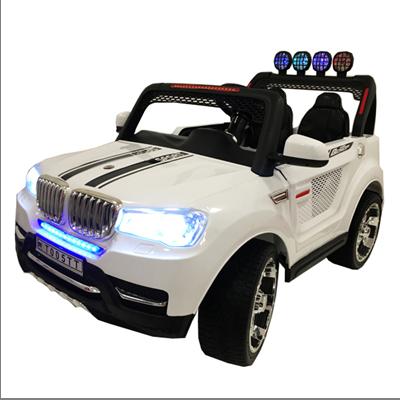 Освещение детского электромобиля