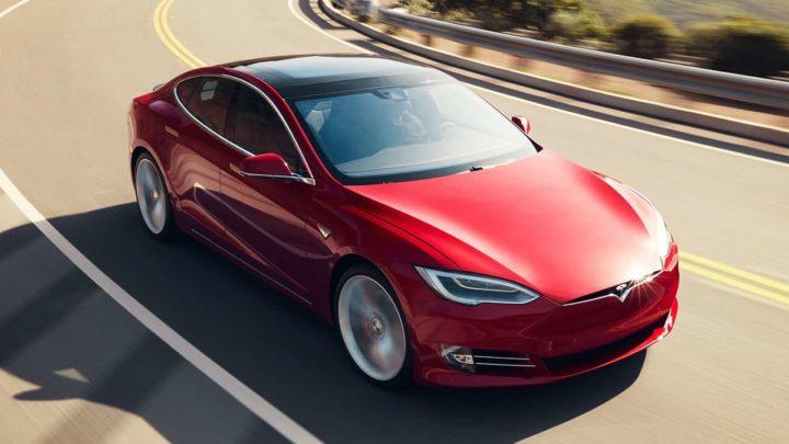 Купить Tesla Model S P100D