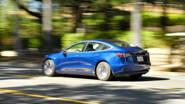 Osobennosti jekspluatacii Tesla Model 3 Performance
