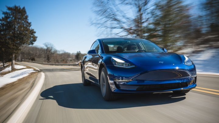 электромобиль Тесла 2019 года характеристики