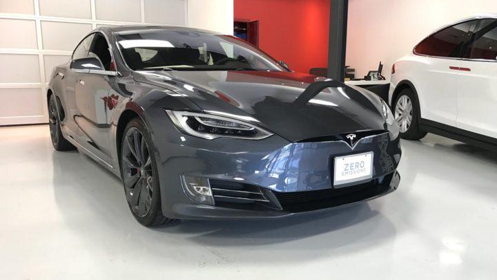 сколько стоит Tesla Model S