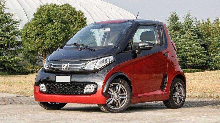 купить китайский электромобиль