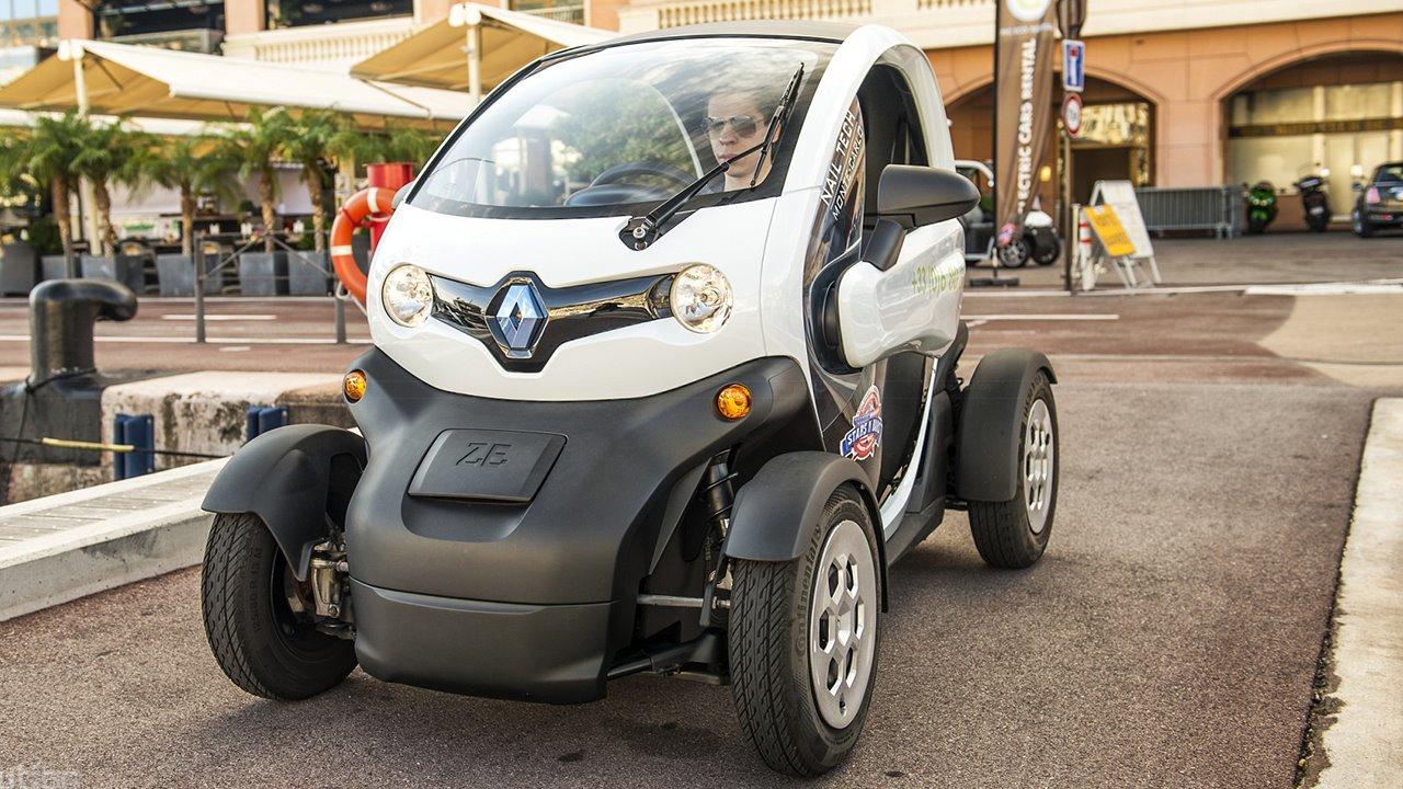 Рено электромобиль цена