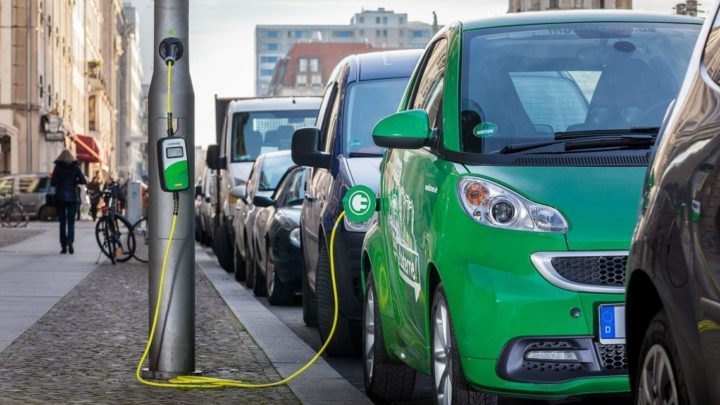 В России можно купить недорогой электромобиль