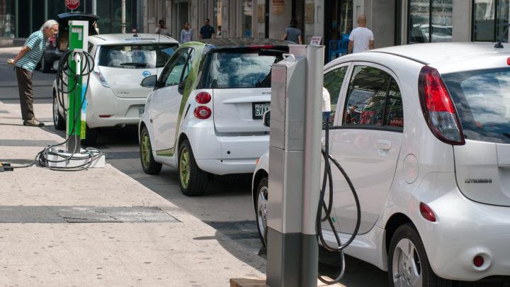 цена электромобилей в России
