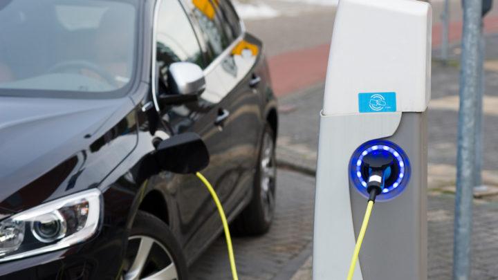 Заправки для электромобилей карта