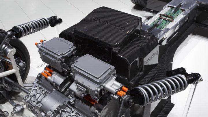 Электромотор под электромобиль