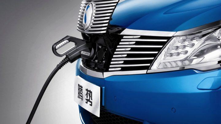 электромобиль китайского производства