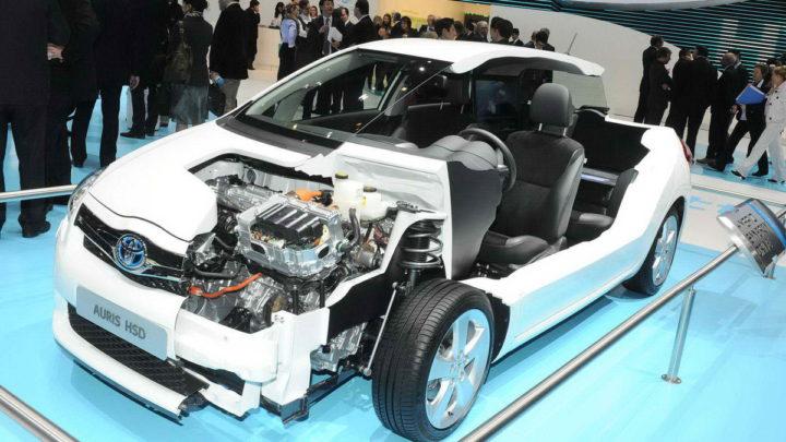 Что такое гибридный автомобиль