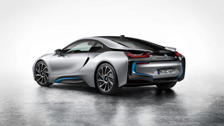 Дизайн BMW i8