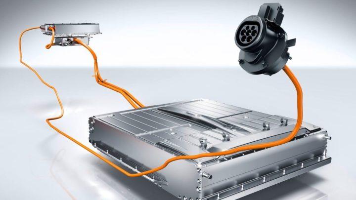 электрические батареи для электромобилей